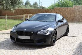 All BMW Models black on black bmw m6 : My M6 Coupe Frozen Black