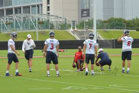 2013 Texans Quarterback Outlook State Of The Texans
