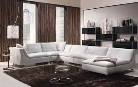 White Modern Living Room New Luxuriousandelegantcontemporarylivingroomwithwhitesofa48
