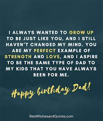 Birthday Quotes For Dad Stunning Happy Birthday Dad 48 Quotes To Wish Your Dad The Best Birthday