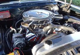Mopar Engine Color Chart Top 5 Muscle Car Engines