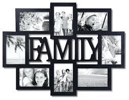 Family Collage Frame Frames Multiple Opening Multi wasikhanco