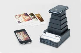 The Impossible Instant Lab Smartphone Printer • Highsnobiety
