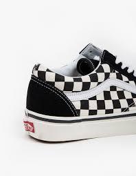 vans old skool checkerboard. vans old skool anaheim in black checkerboard
