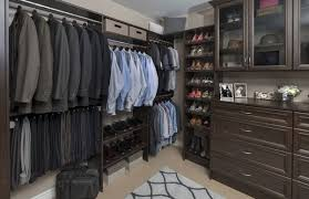 Walk in closet Male Chocolate Pear Walkin Closet Closet Gallery Walkin Closets Master Bedroom Closet Design Sacramento Ca