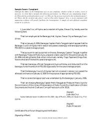 Complaint Format letter of complaint format Socbizco 66