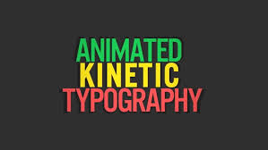 Kinetic Typography V2 Motion Graphics Templates Motion Array