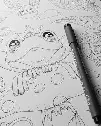 Sabine Design Coloringpages Coloringpage Coloring Facebook