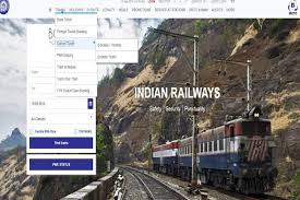 View Railway Chart Online How To Cancel Tickets Bought At Counters Online Through Irctc