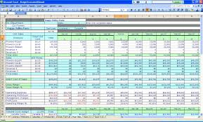 Spreadsheets Budgeting Spreadsheets For Excel Millennium Software