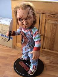 life size chucky doll ioffer want ad seed of chucky doll life size prop replica