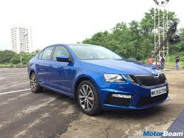 Skoda Octavia RS Sold Out, Next Lot In 2018 | MotorBeam