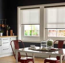 Roller Blinds For Kitchens Twice Nice Windows Inspiration Senses Roller Blinds