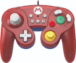 <b>Геймпад Hori Battle</b> Pad <b>Mario</b>, HR46, для консоли Nintendo ...