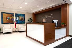 front desk designs for office. Office Front Desk Design Reception Area Ideas 2 Inside Stunning Small Salon Fresh Designs For E