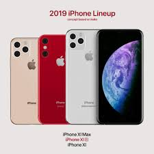 9techeleven På Twitter 2019 Iphone Lineup Concept With