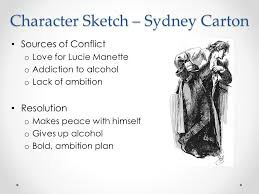 sydney carton a tale of two cities ppt video online  character sketch sydney carton