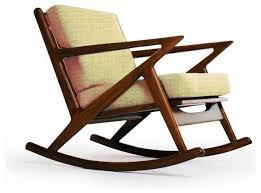 wooden rocking chair. Solid Sheesham Wood Rocking Chair Wooden