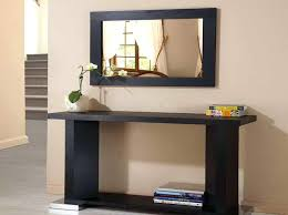 inspiring entry door table entry door table with mirror sliding barn door entry table