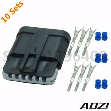 online get cheap wiring harness pins aliexpress com alibaba group 10sets 1 5mm series auto male plastic wire harness waterproof 6 pins connectors