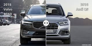 2018 volvo cx60. exellent 2018 2018 volvo xc60 vs audi q5  front with volvo cx60