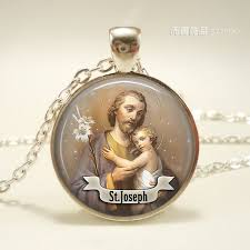 geek st anthony pendant necklace saint necklace bring love to your life medal jewelry necklace religious necklace religious jewerly
