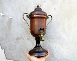 vintage percolator antique loysel s copper hydrostatic percolator complete griffiths browett