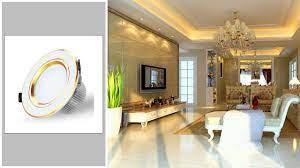 Bán sỉ lẻ đèn led âm trần màu vàng chính hãng, chất lượng cao, giá rẻ