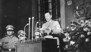 Albert Forster objął przywództwo gdańskich struktur NSDAP