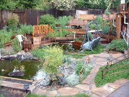 diy natural swimming pool design