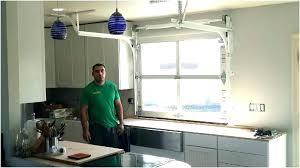kitchen garage door kitchen to garage door elegantly a use flexible household furniture every time redecorating