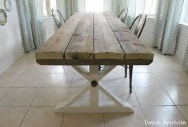 picnic style dining table