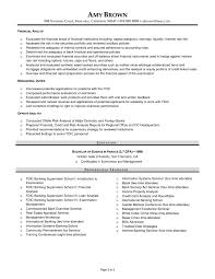 Resume Entry Level Human Resources Resume