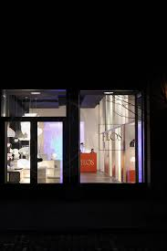 flos lighting new york. flos lamps light up the night at soho showroom this beautiful image nightfall shows entire collection including pendant lighting new york