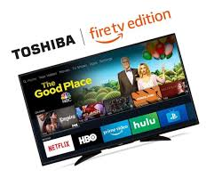 Toshiba 50-inch 4K Ultra HD Smart LED TV with HDR - Fire Edition 50LF621U19 50\