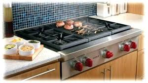 wolf gas stove. Wolf Gas Stove Top Outside In Attractive Tops For