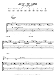 sweater weather piano sheet music louder than words guitar tab by pink floyd guitar tab 120146