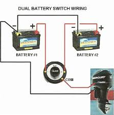 boat wiring for dual battery switch diagram simple 2 sevimliler perko dual battery switch at Two Battery Boat Wiring