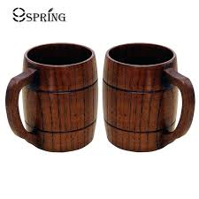 office coffee cups. Cool Office Mugs 2 Pieces Wood Beer Cups Natural Wooden Mug Set Vintage Style Tea . Coffee L