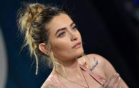 """Paris Jackson says she was """"lucky"""" to ..."""