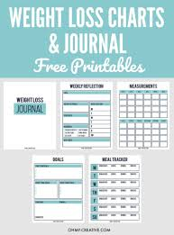Slimming World Weight Loss Chart Printable Weight Loss Chart And Journal For Weight Loss