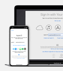 Apple Phone Number Sign In With Your Apple Id Apple Support