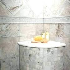 marble shower seat picture bench width