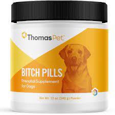 Thomas Pet Bitch Pills Powder (12 oz)   On Sale