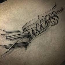 Success Tattoo Tattoofont Tattoosketch Tattoolettering тату