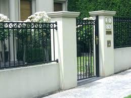 iron garden fence black wrought iron fence wrought iron fence designs large size of home design