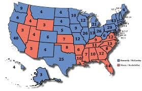 United States Presidential Election, 1968 (1968-2008 ...