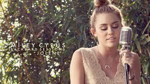 Miley Cyrus  U201cJoleneu201d Live On VimeoBackyard Sessions Jolene