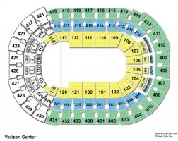 Capital One Arena Seating Chart Seating Chart