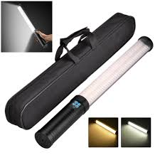 bi color 516pcs led 3200k 5600k handheld dimmable light